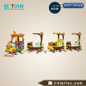 kids mini electric train has a relatively high ornamental value. It is made of special fiberglass and is durable. It can bring you long-term good returns.