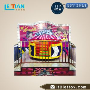 Disco Turntable is also known as the tremble, space disco, it is a common ride, suitable for many large amusement parks, parks